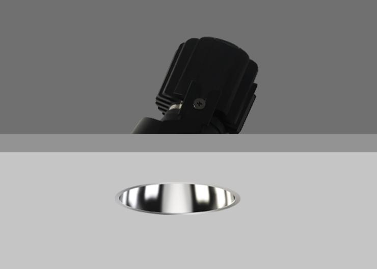 MINITRIM 62 DIRECTIONAL Specular Silver